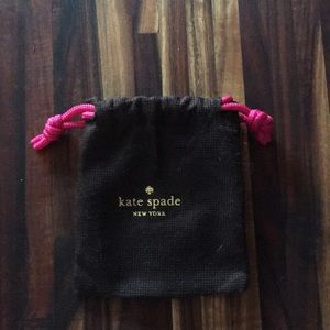 New Kate Spade jewelry bag